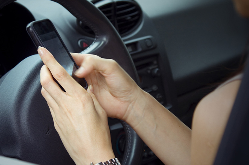 Mobile Driving Offences